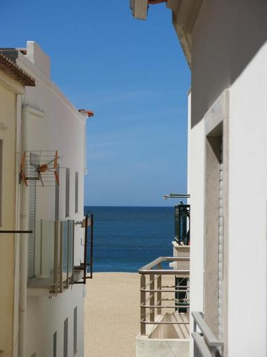 Apartment With one Bedroom in Nazaré, With Wonderful sea View, Furnished Garden and Wifi - 500 m From the Beach, Nazaré