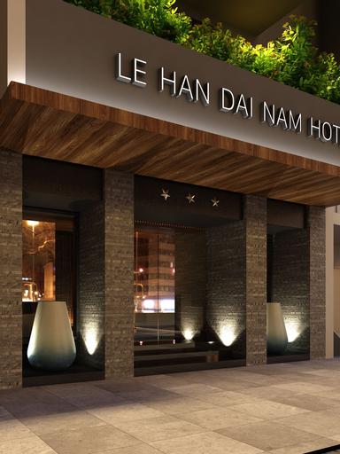 TRIIP Le Han Dai Nam, Quận 1