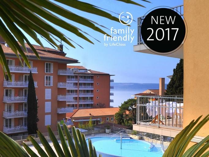 Socializing Hotel Mirna 4* - Lifeclass Hotels & Spa, Piran