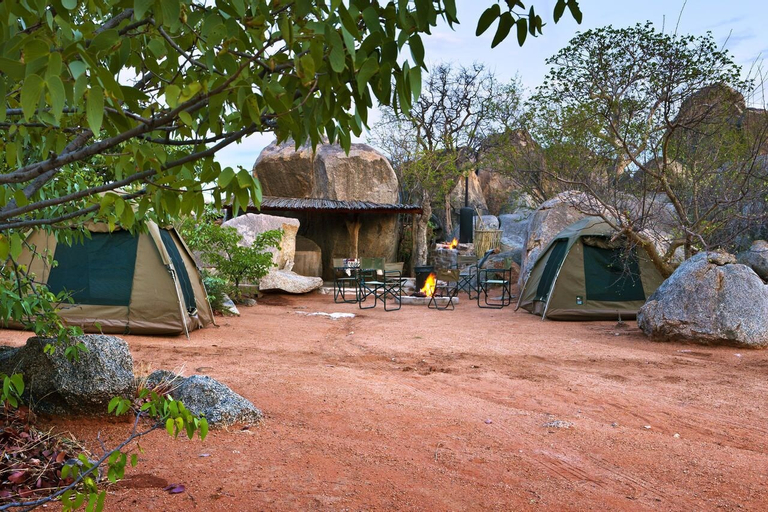 Hoada Camp Site, Sesfontein