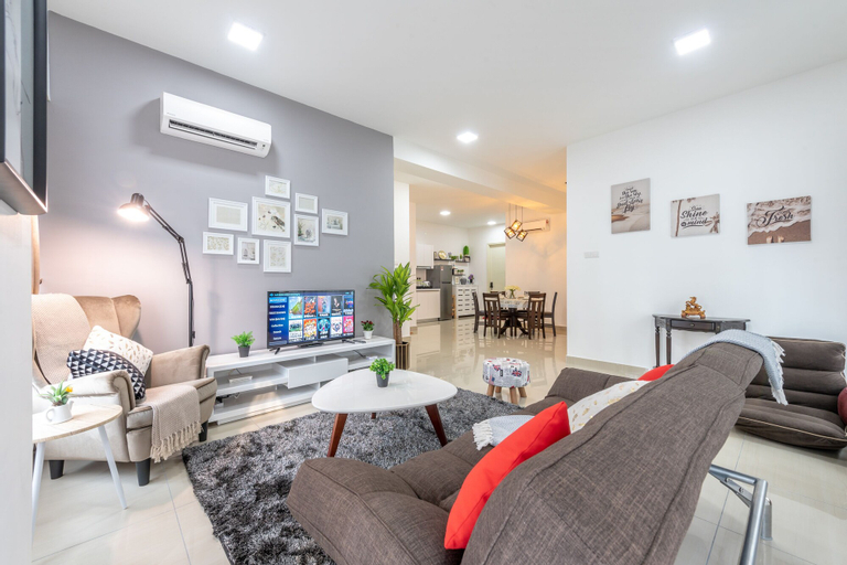 Comfort & Cozy Family Suite, Kuala Lumpur