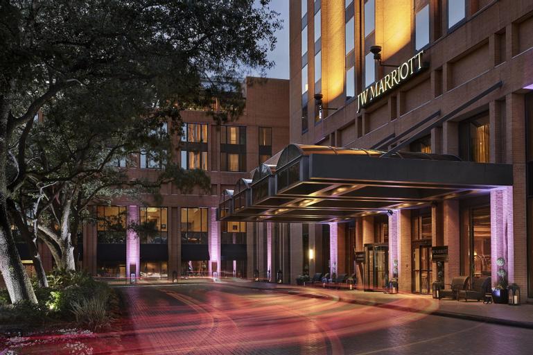 JW Marriott Houston by the Galleria, Harris
