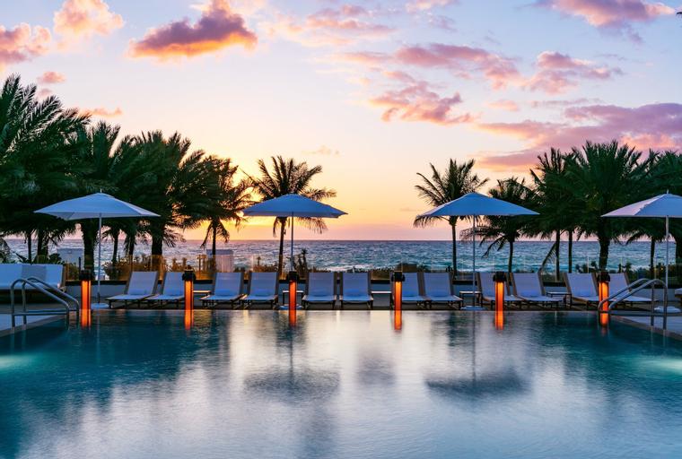 Nobu Hotel Miami Beach, Miami-Dade