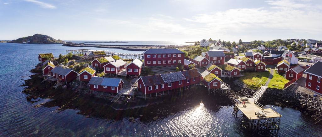 Reine Rorbuer - by Classic Norway, Moskenes