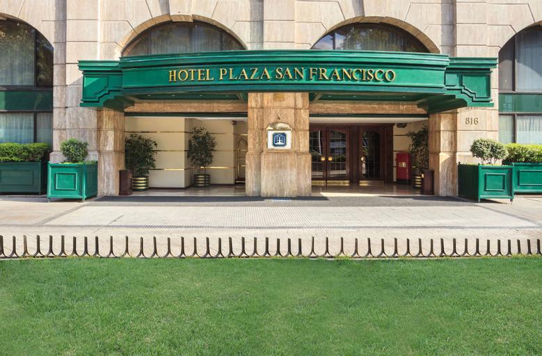 Hotel Plaza San Francisco, Santiago