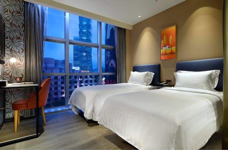 At Boutique Hotel, Taipei City