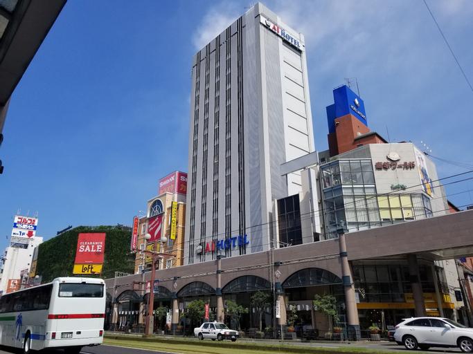 Ai Hotel Kagoshima Tenmonkan, Kagoshima