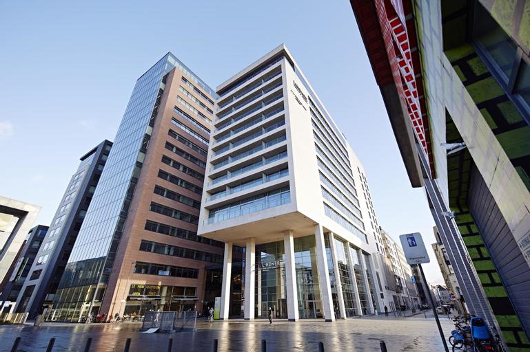 Lindner WTC Hotel & City Lounge, Antwerpen