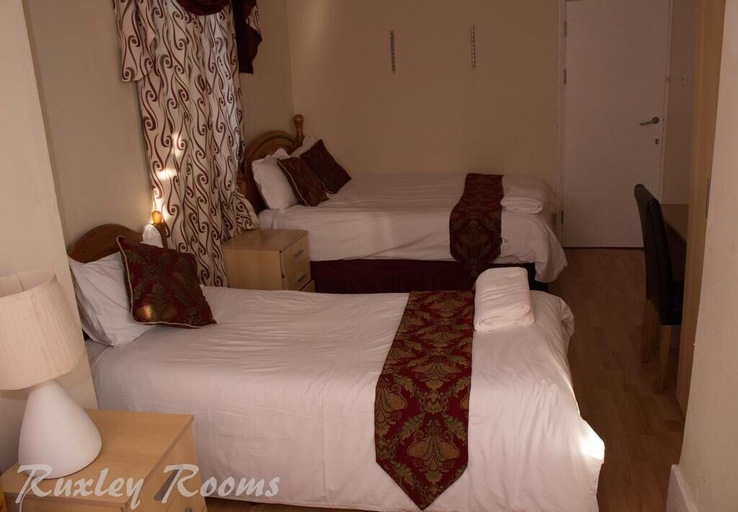 Ruxley Rooms, London