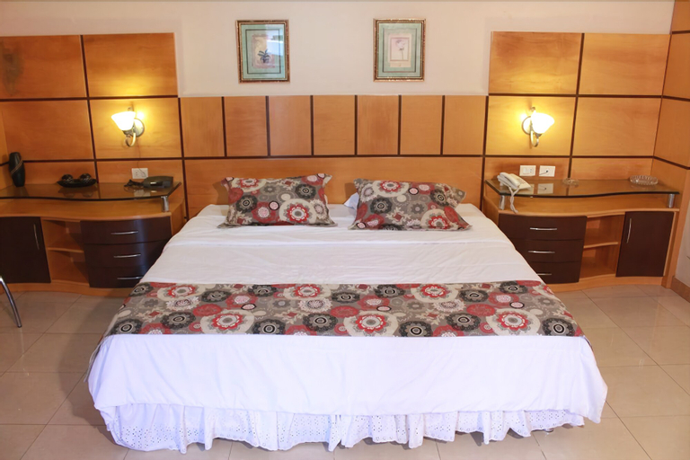 Presidente Hotel, Asunción