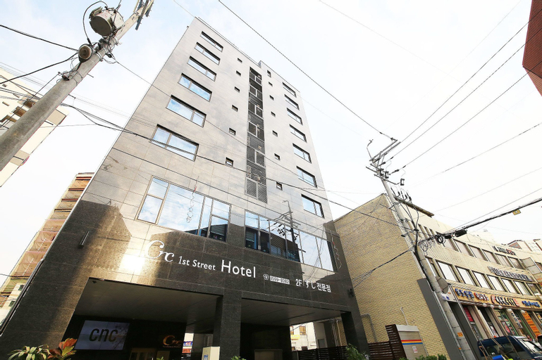 CNC 1st Street Hotel, Anyang
