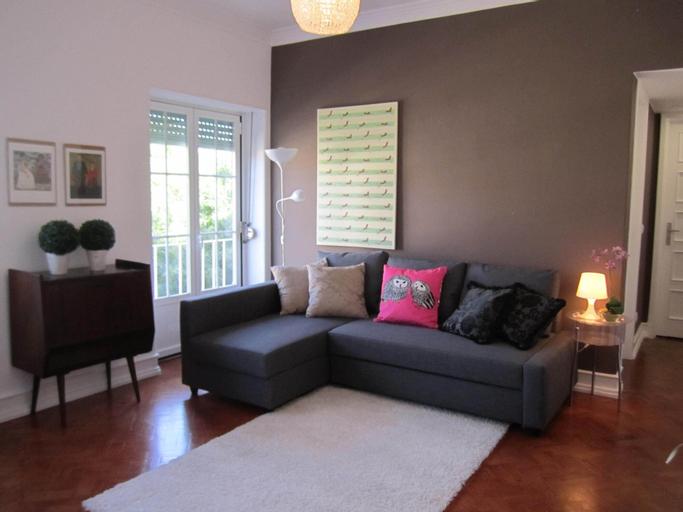 Alvalade Apartment, Lisboa