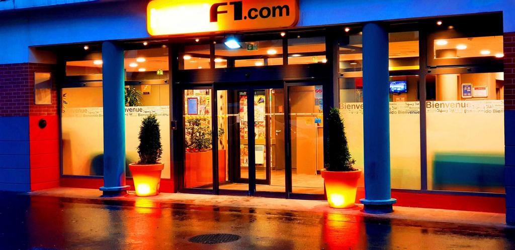 hotelF1 Paris Porte de Montreuil, Seine-Saint-Denis