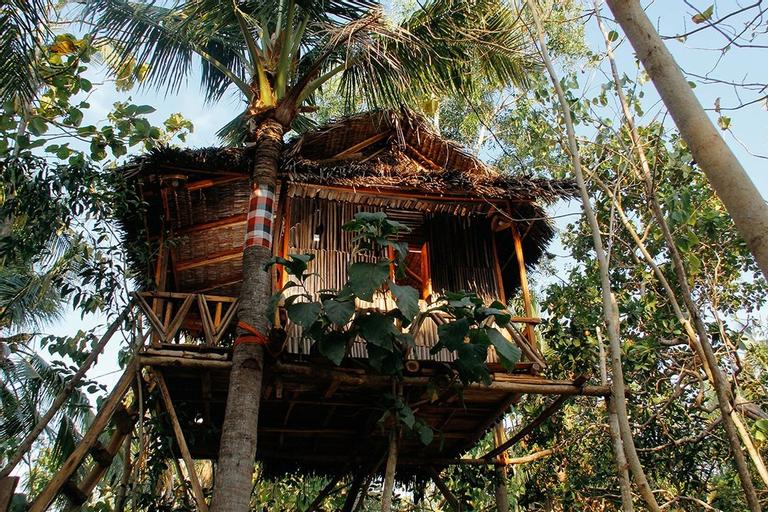 Nyuh Bengkok Tree House, Klungkung