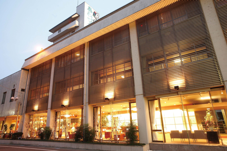 Yukai Resort Awazu Grand Hotel, Komatsu