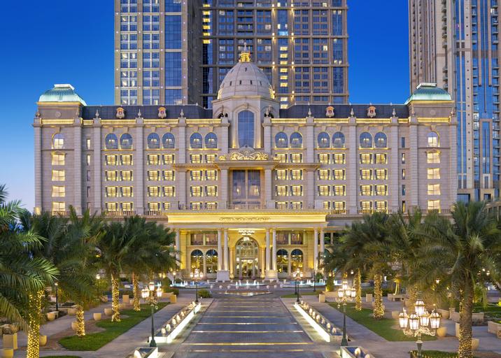 Habtoor Palace Dubai, LXR Hotels & Resorts,