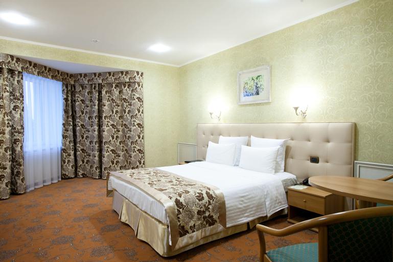 Berezka Hotel, Chelyabinsk gorsovet