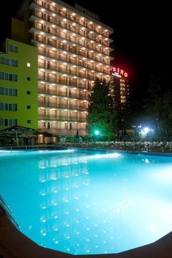 Varshava Hotel, Varna