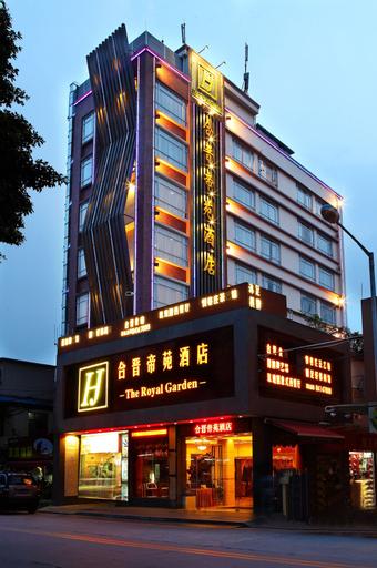 Guangzhou Royal Garden Hotel, Guangzhou