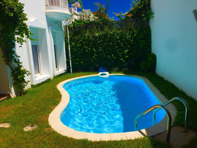 Villa With 4 Bedrooms in Dar Bouazza, Tamaris, With Private Pool, Enclosed Garden and Wifi - 200 m From the Beach, Casablanca