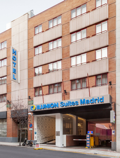 Hotel ILUNION Suites Madrid, Madrid