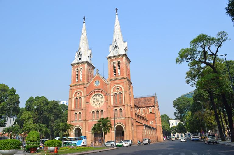 RedDoorz @ Nguyen Binh Khiem Street, Quận 1