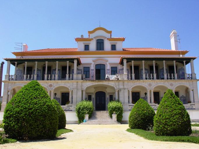 Palacio De Rio Frio, Palmela