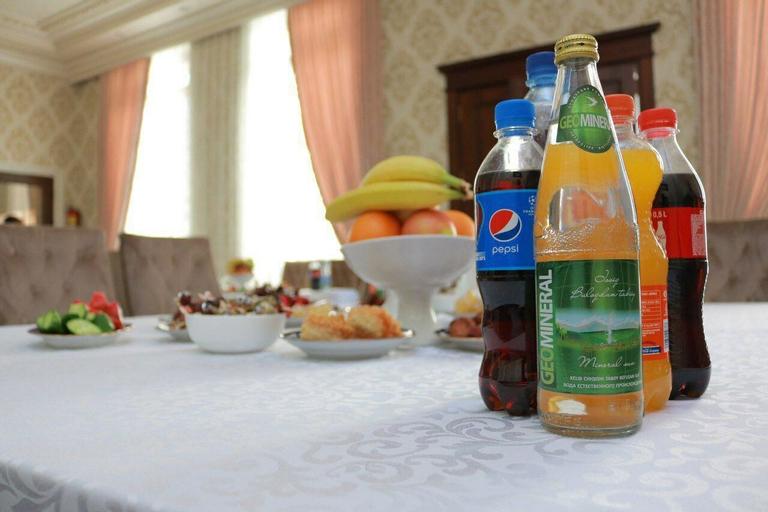 Osiyo Palace, Tashkent City