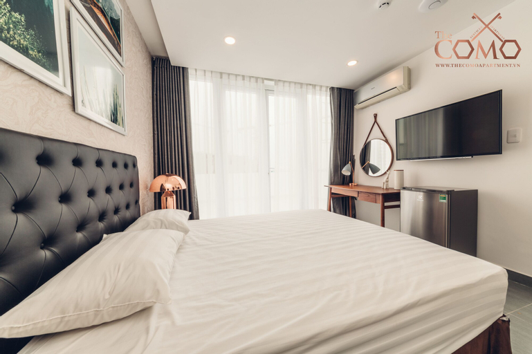 D3 Luxury Como Service Apartment NearD1, Quận 3