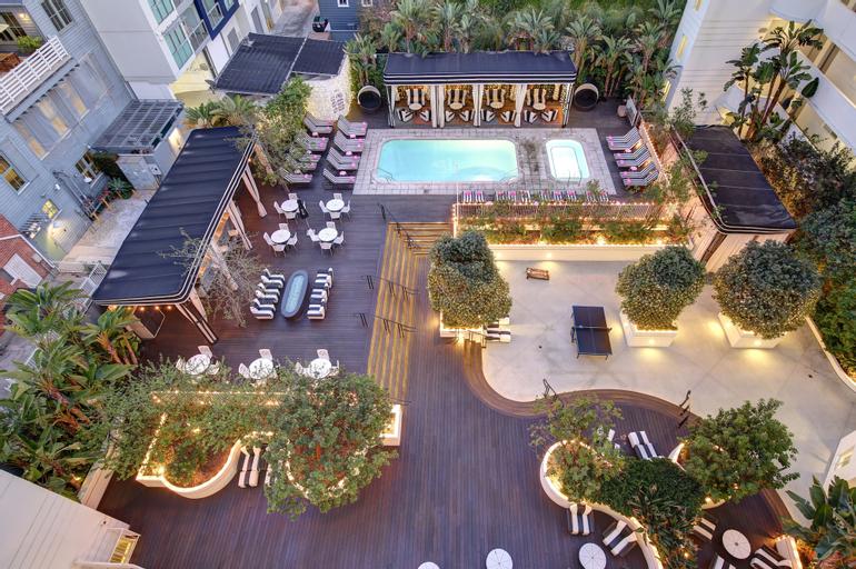 Hotel Shangri La Santa Monica, Los Angeles