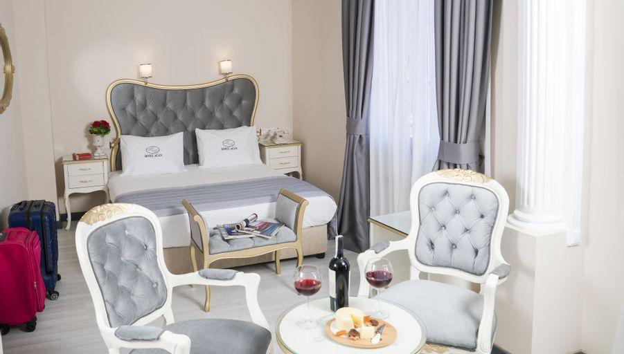 Hotel Agan, Fatih