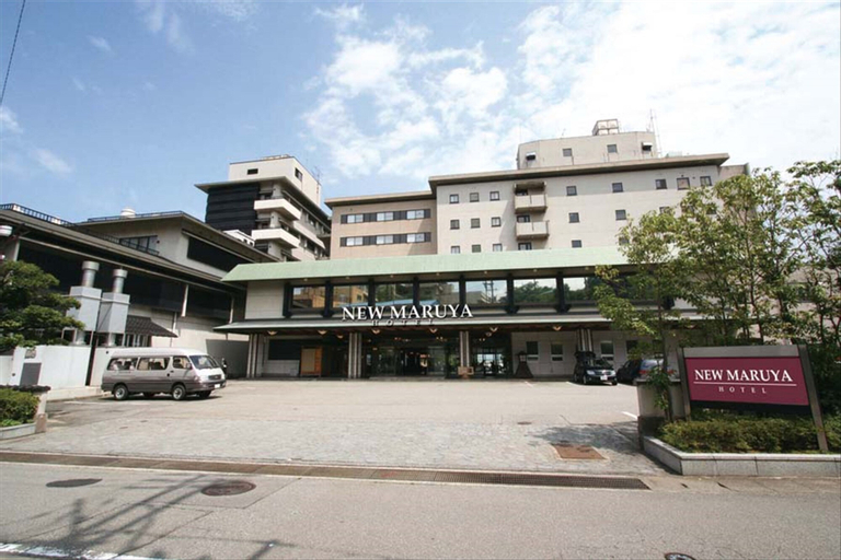 Yukai Resort NEW MARUYA Hotel, Kaga
