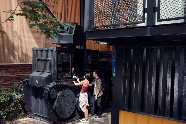 Container Hotel, Kuala Lumpur