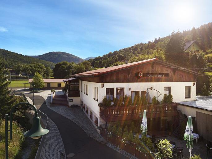 Gasthaus und Pension Grünes Herz, Schmalkalden-Meiningen
