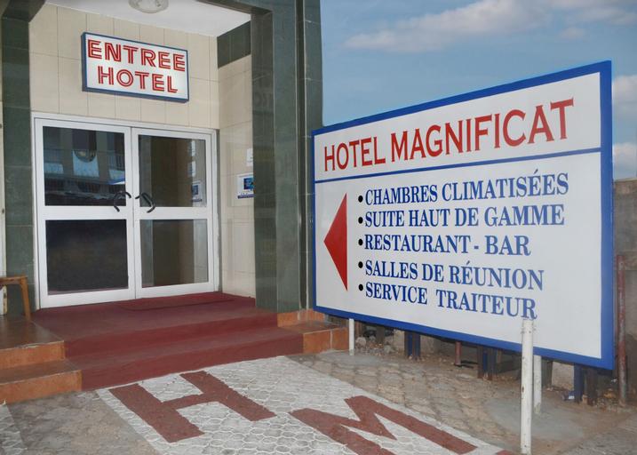 Hotel Magnificat, Golfe (incl Lomé)