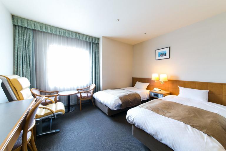 Pearl Hotel Ota, Ōta