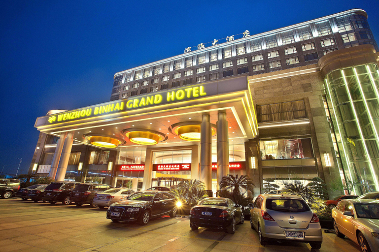 Binhai Grand Hotel, Wenzhou