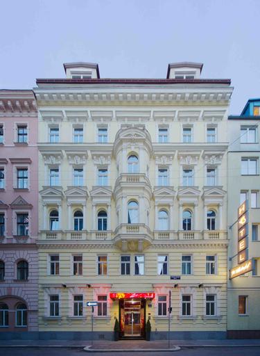 Der Wilhelmshof Hotel, Wien