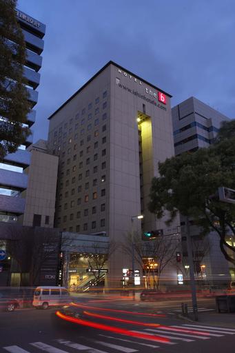 the b nagoya, Nagoya