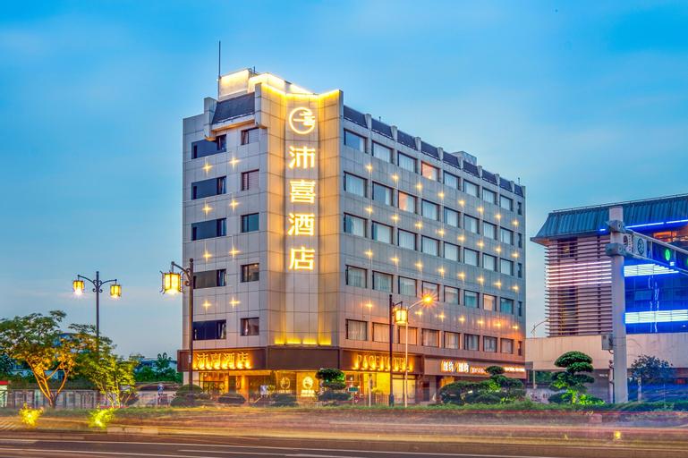 PACE HOTEL Suzhou Guanqian Branch, Suzhou