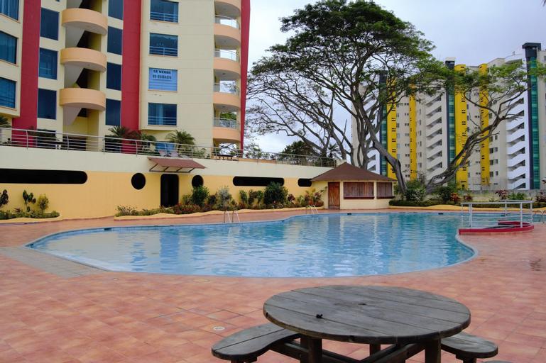 Torres Sol Ocean View Apartment, Atacames