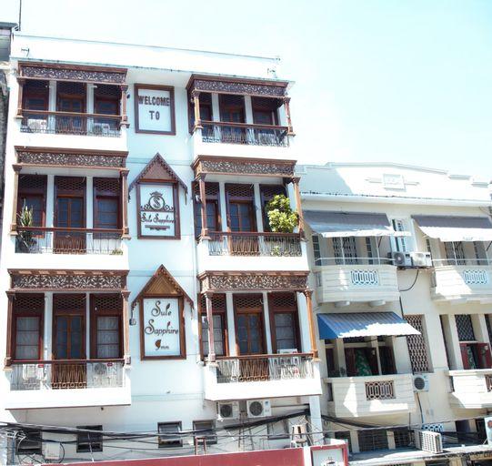 Sule Sapphire, Yangon-W