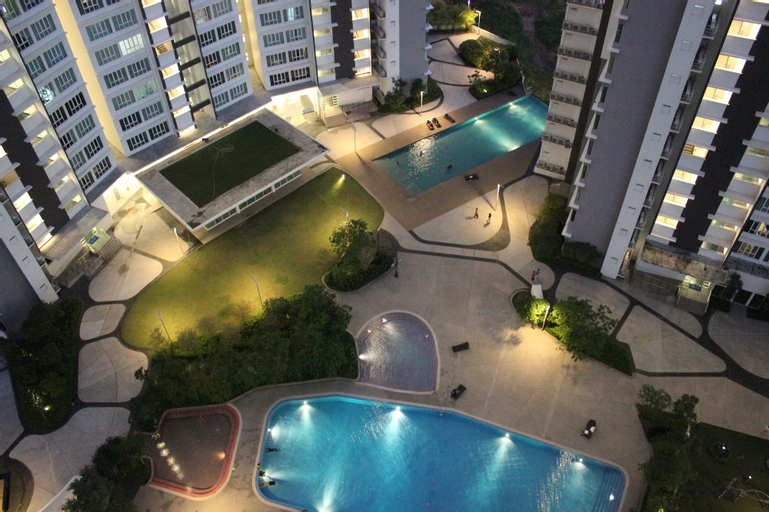 City Living with Panoramic Sea Views at Danga Bay, Johor Bahru