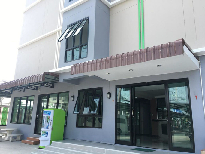 Sutharnlai Apartment, Muang Suphanburi