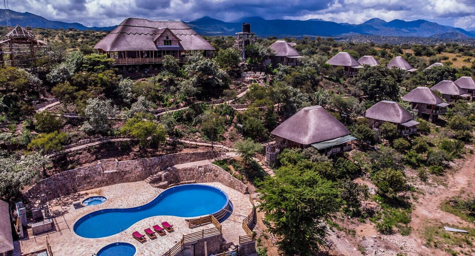 Adere Safari Lodge, Dodoth