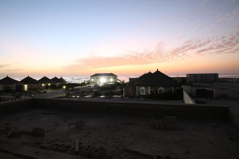 Hôtel Sabah, Nouakchott