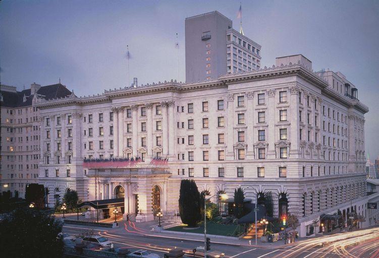 Fairmont San Francisco, San Francisco