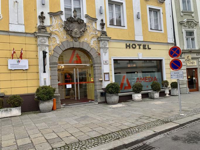 Amedia Plaza Hotel Kremsmünstererhof, Wels
