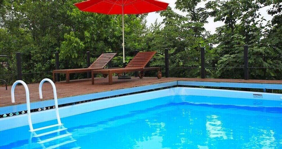Eldorado Pool villa, Taean