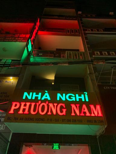 Phuong Nam Hotel, Quận 6